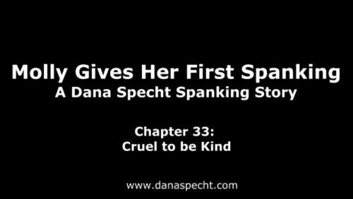 Chapter 33: Cruel To Be Kind