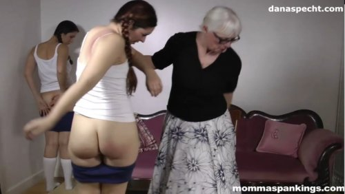1950s-Style Spanking - Trailer #2 Is Up