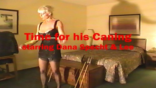 Time for His Caning (Download Available)