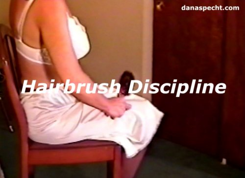 Hairbrush Discipline DVD