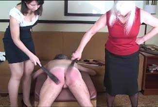 Paully's School Boy Punishment DVD