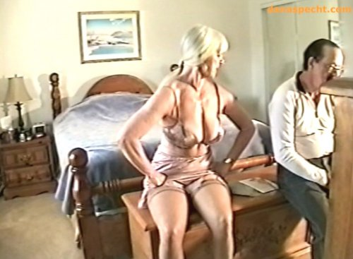 Spanked For Spying DVD